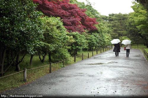 Nijo Castle 二条城 - Near Nishimon