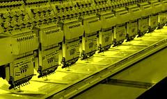 coordination (tasawa69) Tags: losangeles industrial factory machine stitching
