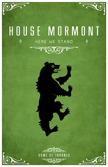 House Mormont (liquidsouldesign) Tags: bear game art poster design graphicdesign words graphics heraldry geek thomas motto clean fanart soul liquid thrones heraldic posterdesign georgerrmartin season2 gateley gameofthrones geekart asongoficeandfire agameofthrones mormont targaryen herewestand housetargaryen housemormont blackbearsigil liquidsouldesign tomgateley thomasgateley postermodern gameofthronesseason2