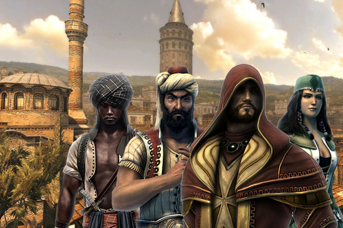 New Assassins Creed Revelations Trailer