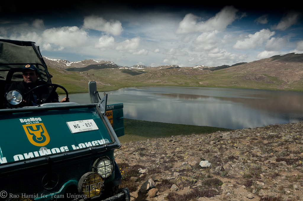 Team Unimog Punga 2011: Solitude at Altitude - 6034415207 433f1e8147 b