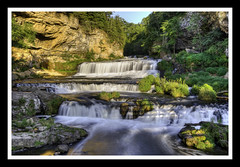 Willow Falls - Willow River State Park - (Hudson, WI)