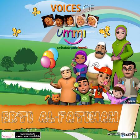 Album Cover - Vou Erti Alfatihah
