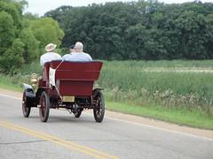 06 Cadillac (DVS1mn) Tags: new london cars car silver gm brighton antique anniversary run cadillac era brass luxury caddy generalmotors nlnb nlnbacr