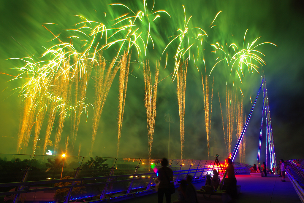 20110813_竹北煙火