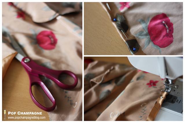 DIY Zara Kimono