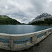 Panoramica Lago Fedaia E Marmolada