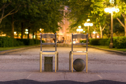 Two Chairs - Quebec City