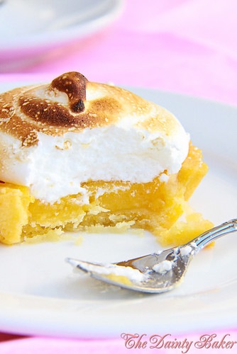 Mango Lemon Meringue Tartlettes-20