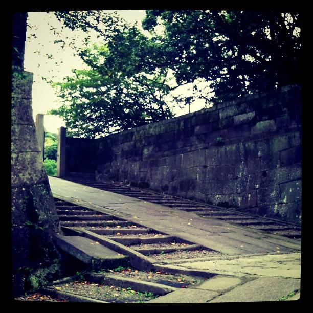 鶴丸城城跡