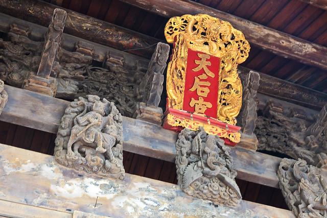 澎湖馬公市 天后宮