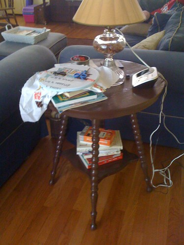jenny lynn end table
