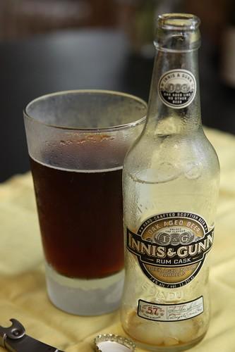 Innis & Gunn Rum Cask Aged Beer