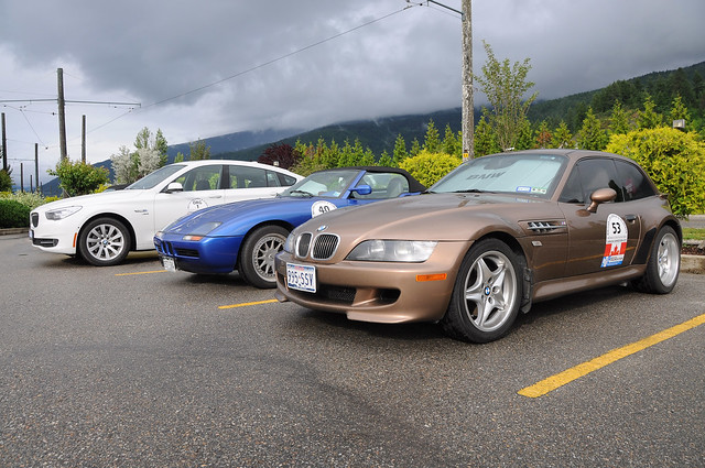 2000 M Coupe | Impala Brown | Dark Oregon Beige