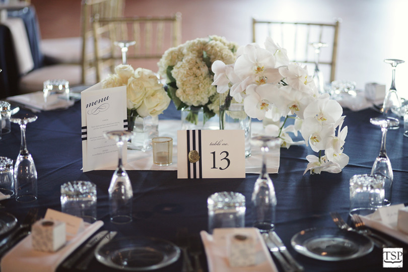 Steven Moore Designs Nautical Table Settings