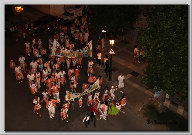 Desfile de Peñas 1