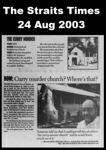 ST - Curry Murder Church