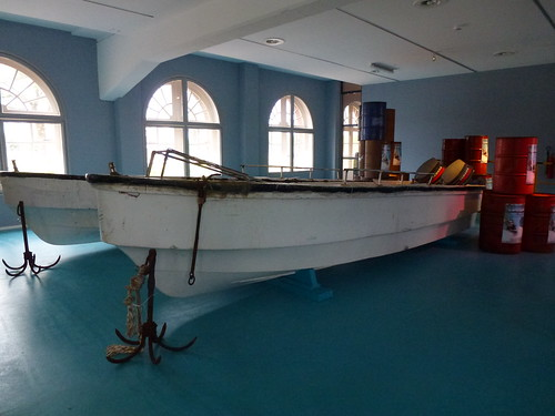 Pirate boats from Somalia