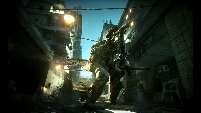 Battlefield 3 - Alleyway