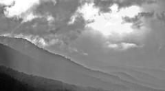A grey day on the hills (phunnyfotos) Tags: sky bw cloud mountains monochrome rain clouds canon spurs blackwhite australia monotone victoria hills ranges showers canonpowershots2is canonpowershot blueribbonwinner tawonga northeastvictoria kiewavalley blackwhitephotos mountbeauty flickrdiamond tawongasouth phunnyfotos