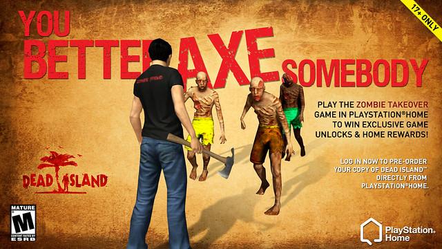 Dead Island Axe
