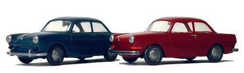Wiking VW Typ 3 (1)