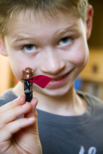 charlie's lego dude by McBeth