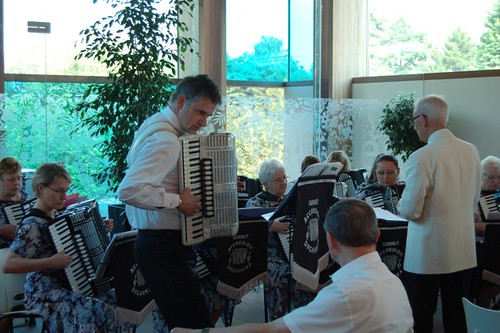 DKennet accordion orchestra © Tim Hoste