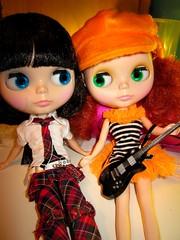 Flora And Jett