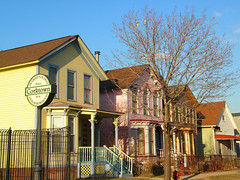 Corktown, Detroit (by: Dig Downtown Detroit, creative commons license)