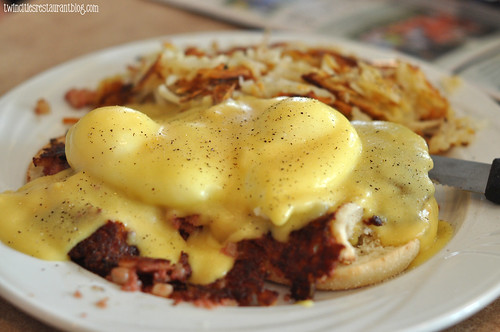Irish Benny Breakfast at Maple Tree Family Restaurant ~ Elmhurst, IL
