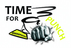 Time For SharePoint PUNCH