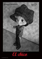 The Kid (el chico) Starring: Maya