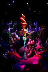 The Little Mermaid (HarshLight) Tags: california travel disneyland anaheim californiaadventure