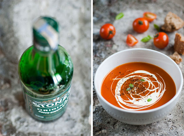 Gingered Tomato Soup