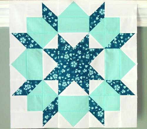My 3rd Swoon Block...maybe?