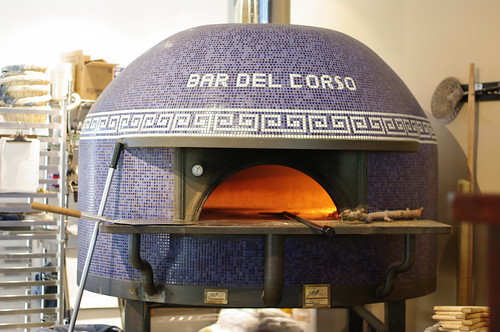 Bar Del Corso Seattle (wood fired pizza)
