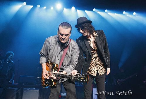 The J. Geils Band - 08-19-11 - DTE Energy Music Theatre, Clarkston, MI
