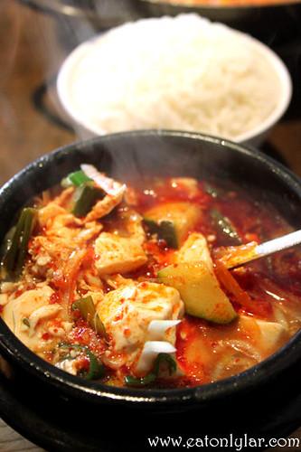 Soondubu jjigae, Assa Restaurant