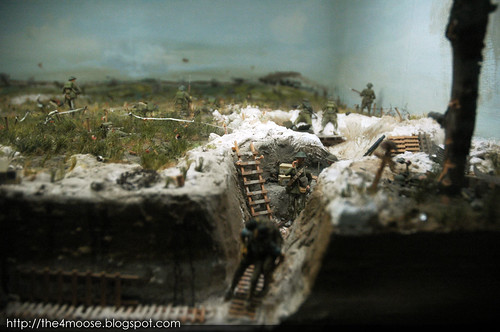 Imperial War Museum - Trenches