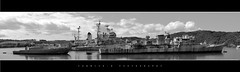 Landévennec - Ghost fleet (daad-art) Tags: colbert landévennec cimetièredebateaux croiseur c611