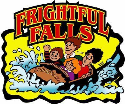 1984l Frightful Falls billboard