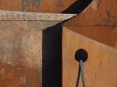 kiel_monument (ghoermann) Tags: sculpture art modern rust kiel interestingness78 i500 explore20110823