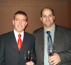 Entrevistas a blogueros: Esteban y Maxi, El vino del Mes