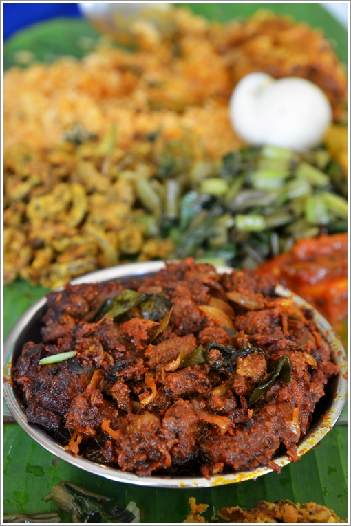 Mutton Varuval - Dry Curry