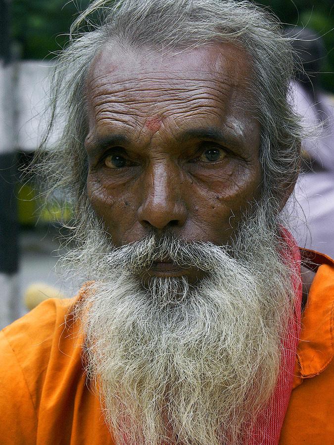 Садху в Тируваннамалаи © Kartzon Dream - авторские путешествия, авторские туры в Индию, тревел фото, тревел видео, фототуры