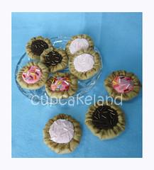 Bolachas de Feltro (Cupcakes de tecido Cupcakeland) Tags: docesdefeltro bolachasdefeltro biscoitosdefeltro