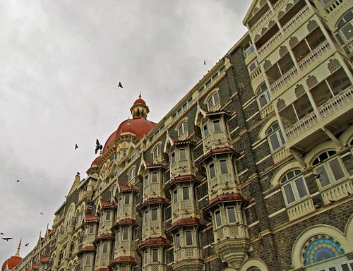 Taj Hotel exterior 1