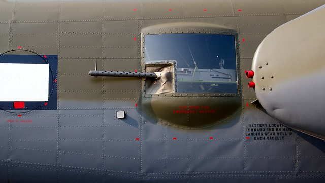 Lancaster Airshow- Prop planes