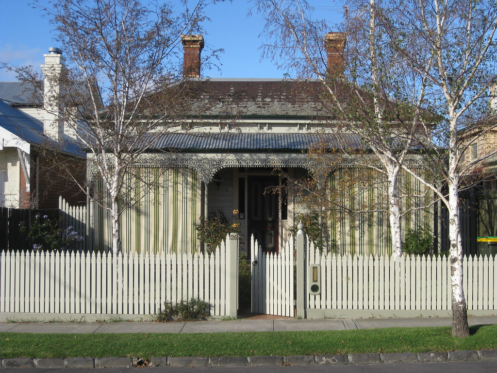 A Late Victorian Villa - Essendon